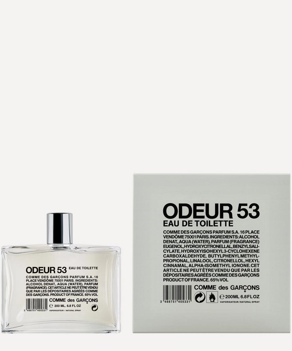 odeur 53 eau de toilette liberty london. Black Bedroom Furniture Sets. Home Design Ideas