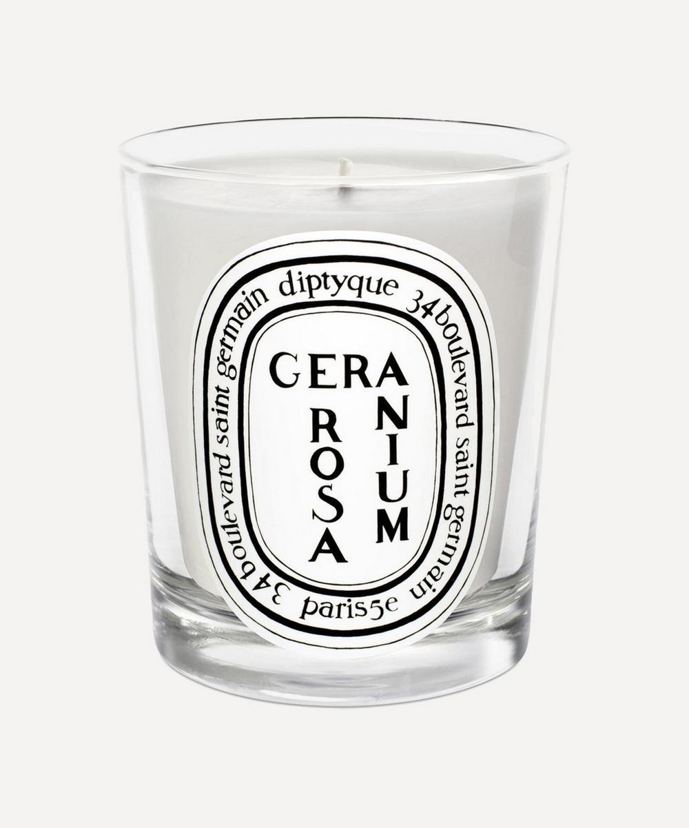 Diptyque - Géranium Rosa Scented Candle 190g