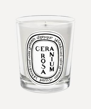 Géranium Rosa Scented Candle 190g