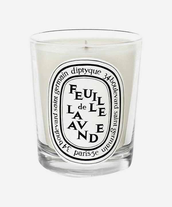 Diptyque - Feuille de Lavande Scented Candle 190g