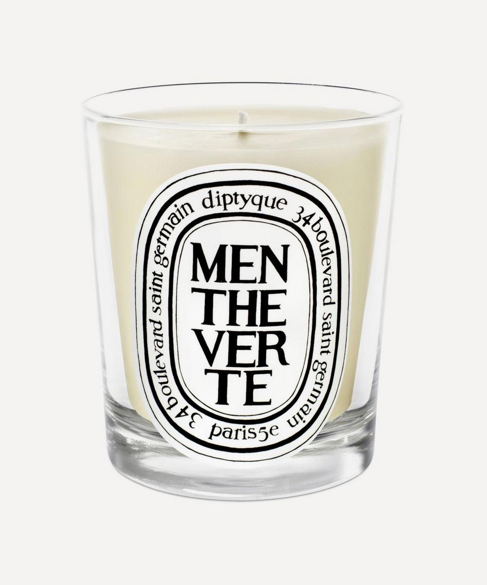 Diptyque - Menthe Verte Scented Candle 190g