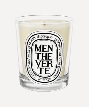 Menthe Verte Scented Candle 190g