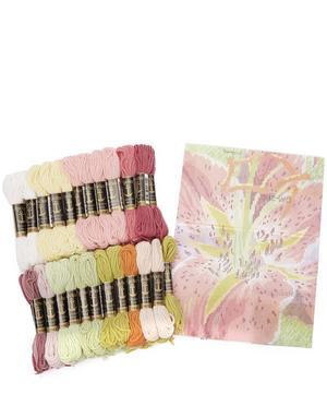 Single Lily Tapestry Kit
