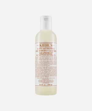 Grapefruit Bath And Shower Liquid Cleanser 250ml