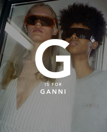 G is for Ganni