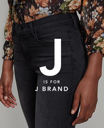 J is for J Brand