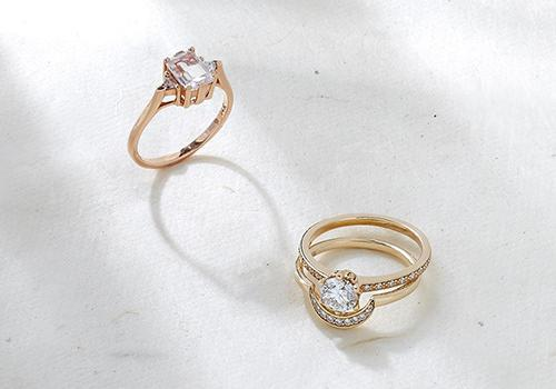 The Alternative Engagement Ring Guide