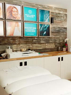 Skin Laundry Treatment Room