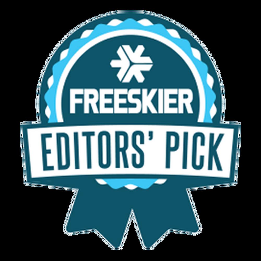 awards freeskier editors pick
