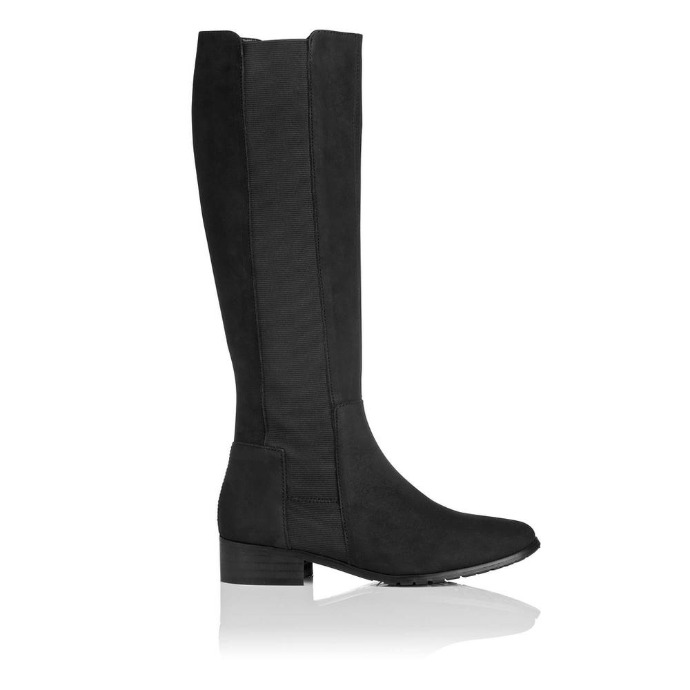 L.K. Bennett Leather Knee-High Boots clearance online official site for cheap price outlet with paypal order online buy cheap exclusive zubXr2rkR