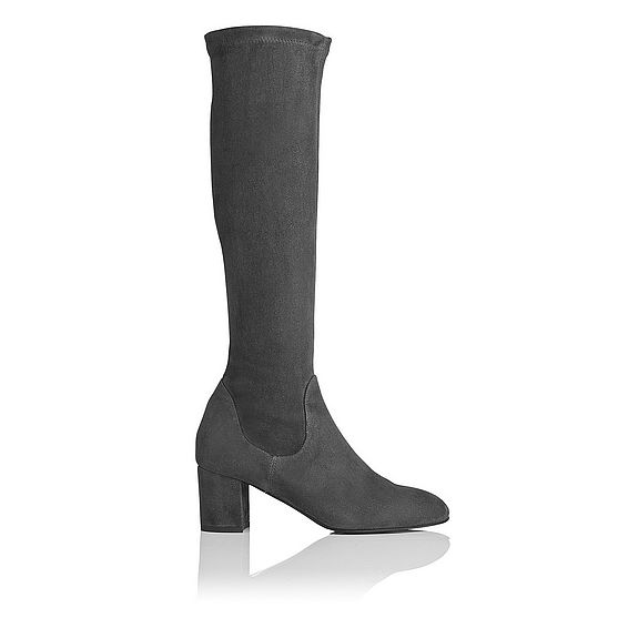 Keri Suede Knee High Boots