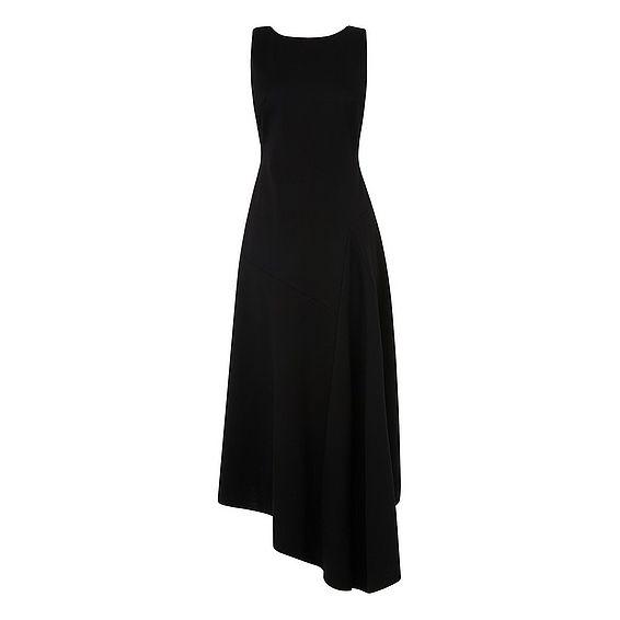 Cherie Black Dress