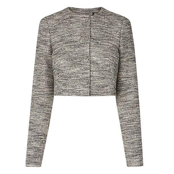 Karlie Tweed Cotton Jacket