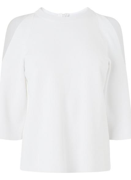 Lauren Cream Knitted Top