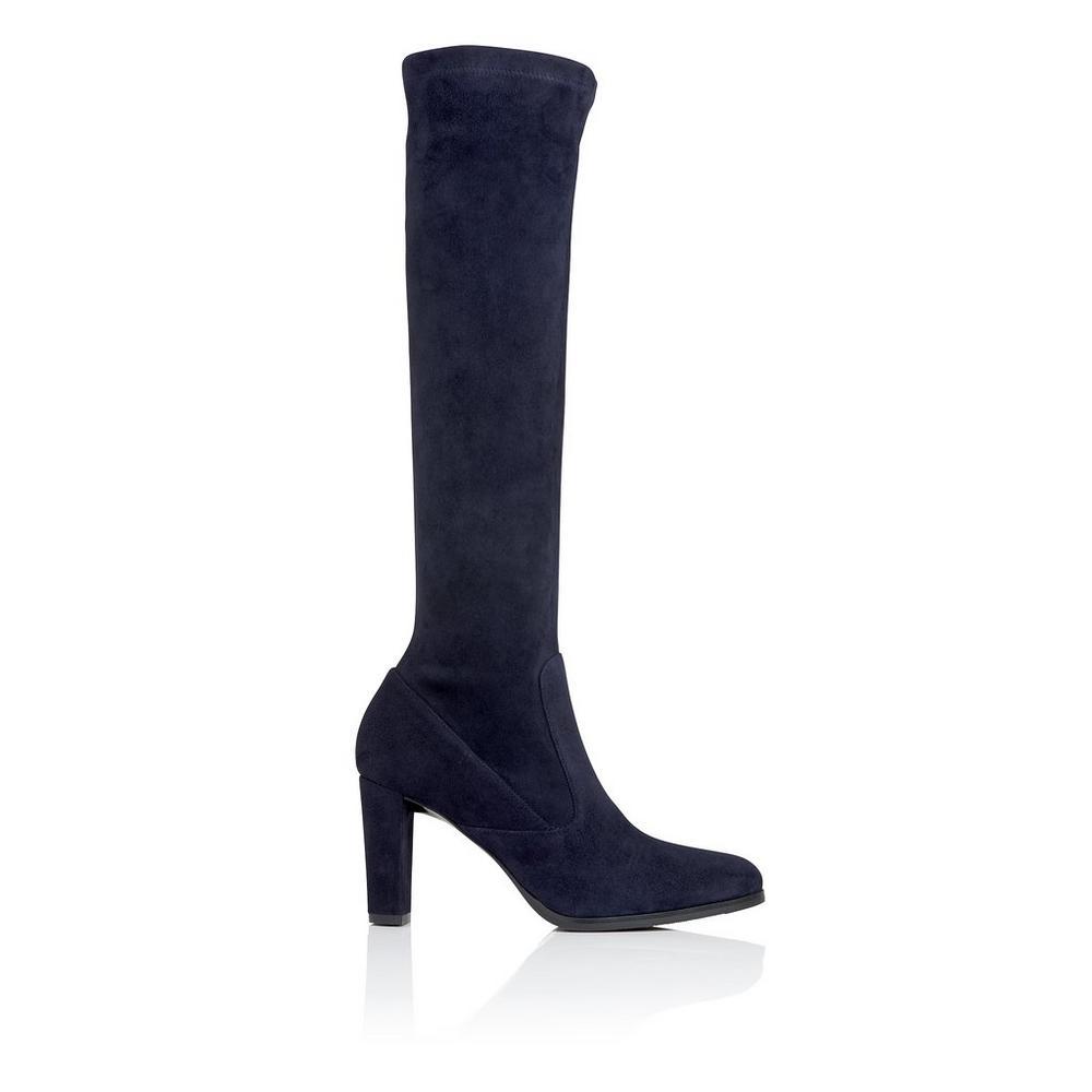 L.K. Bennett Suede Knee Boots