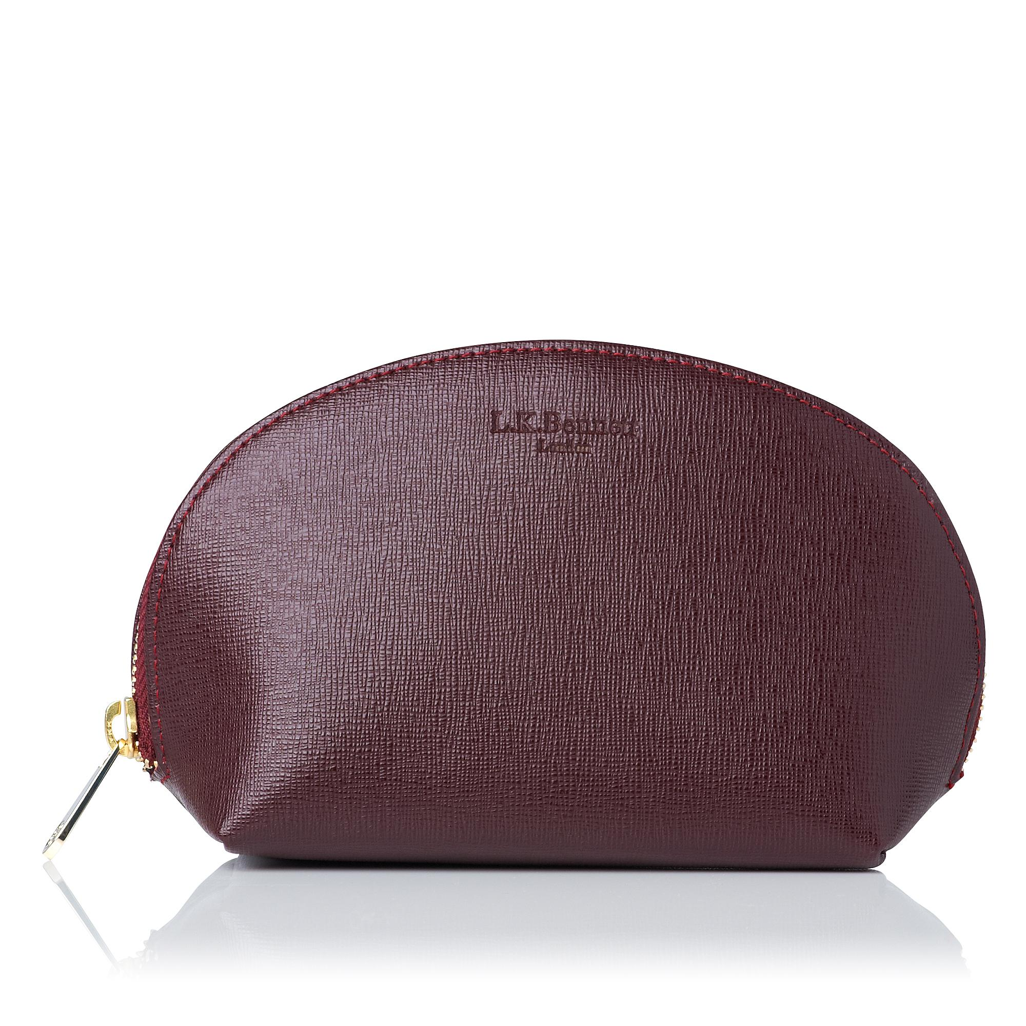56638f8a4f ... top quality ocosma mulberry leather cosmetic bag l.k.bennett london  fc6e4 a434a