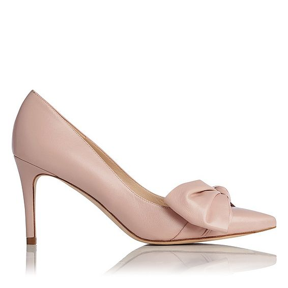 Caitlyn Marshmallow Pointed Courts