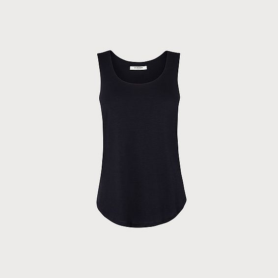 Ginny Navy Top
