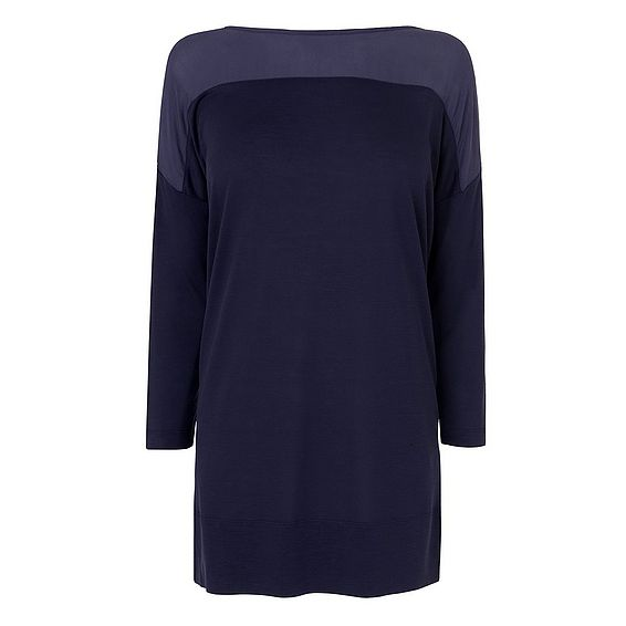 Olenna Navy Tunic