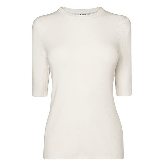 Tomasi Cream Knitted Top