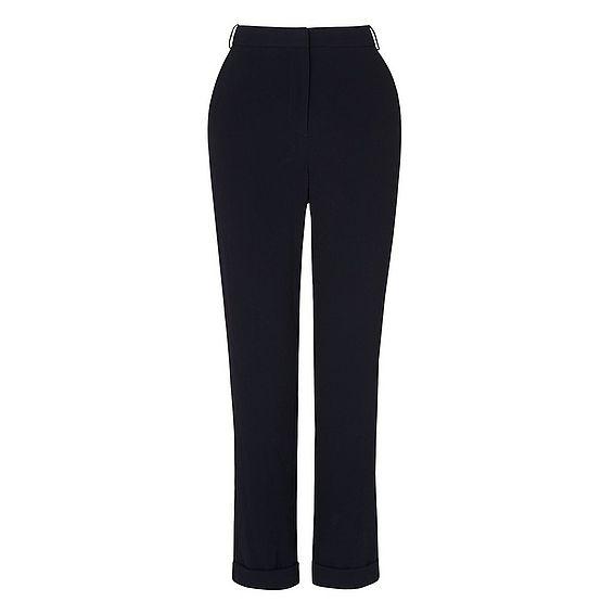 Antonia Navy Trousers