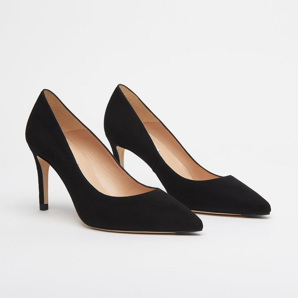 L.K. Bennett Patent Leather Pointed-Toe Pumps