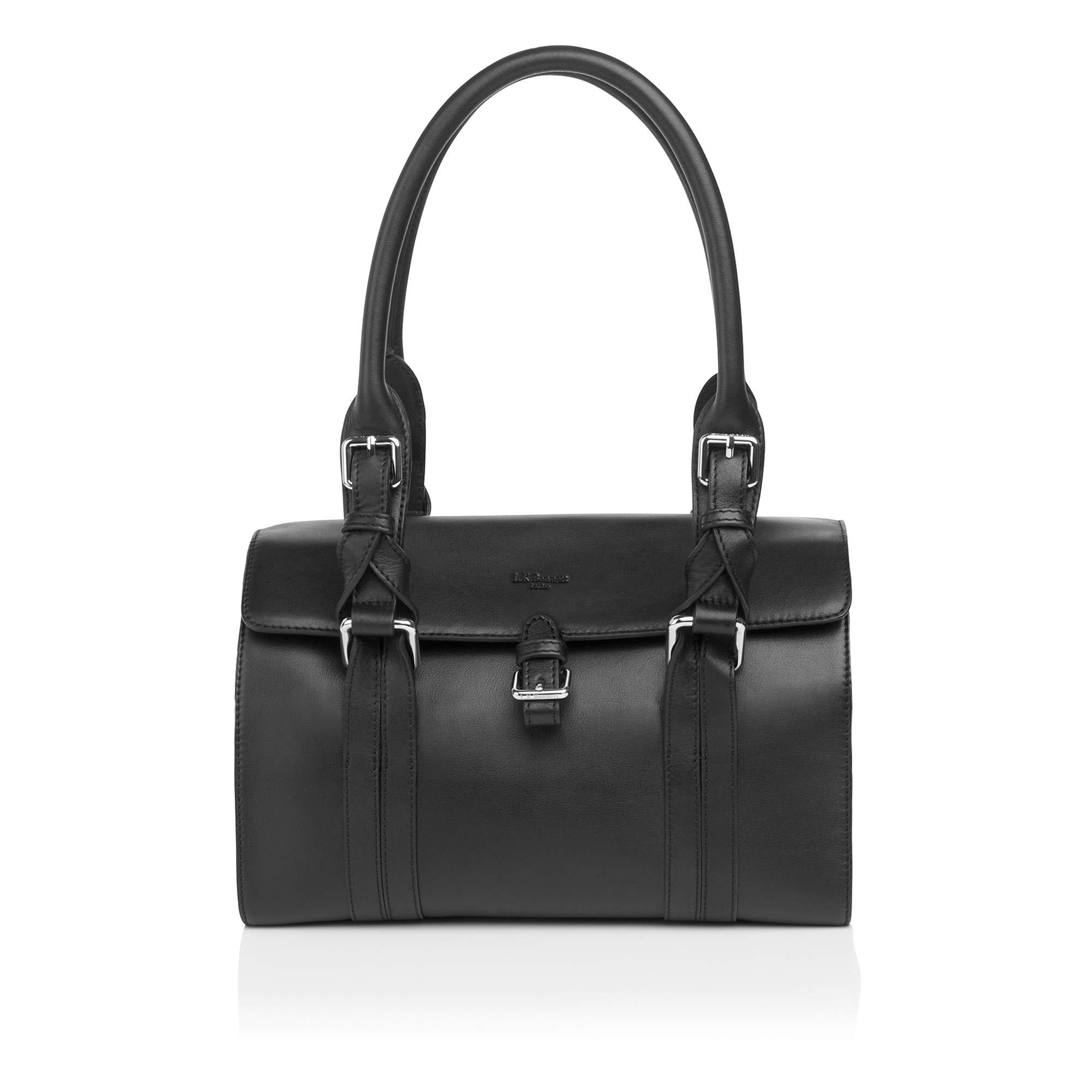 f23240b743e3 Emeline Leather Small Shoulder Bag