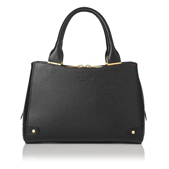 Jessie Small Leather Tote Bag
