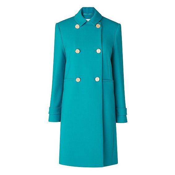 Bay Green Coat