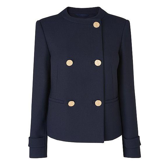 Bay Blue Jacket
