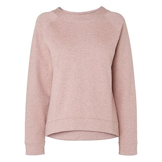 Callie Pink Cotton Jersey Top