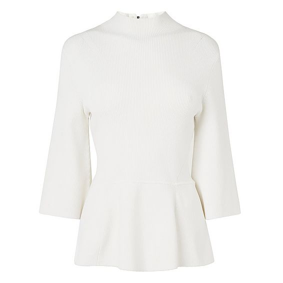 Darcy Cream Knitted Top