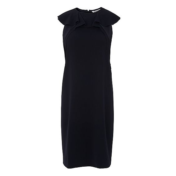 Darlene Navy Dress