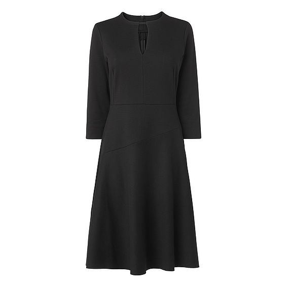 Eleanor Black Dress