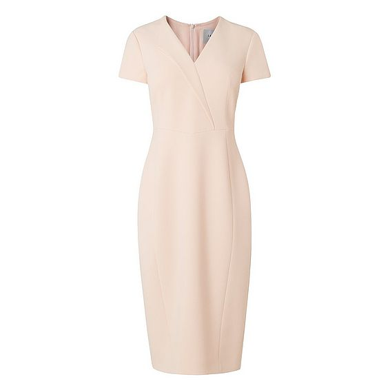 Eline Natural Viscose Dress