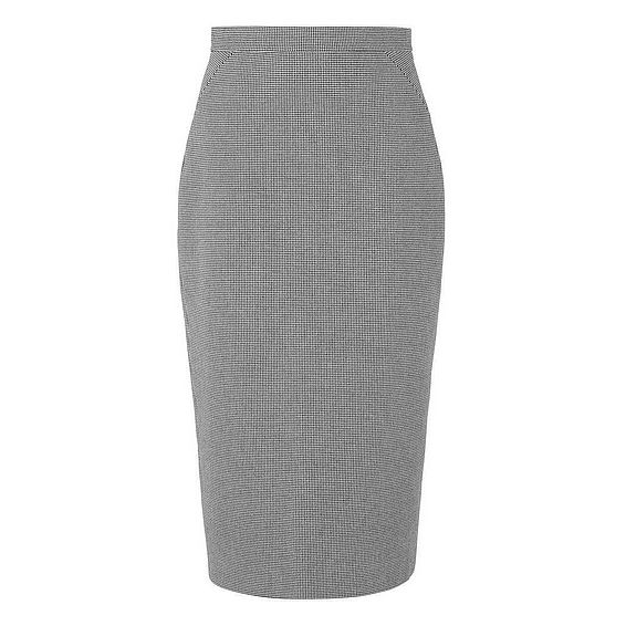 Gaia Multi Cotton Elastane  Skirt