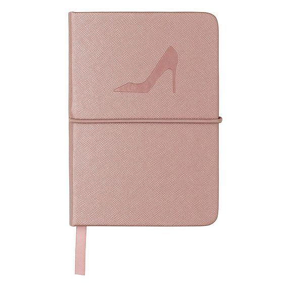 Indir Dark Pink A6 Notebook