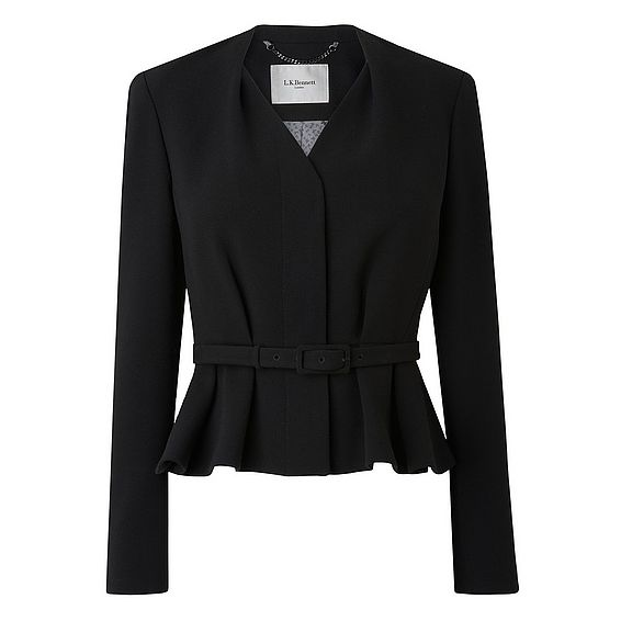 Judi Black Jacket