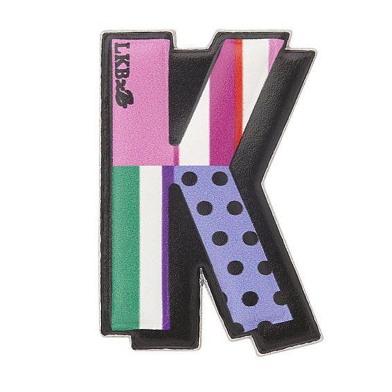 K - Boyarde Printed Leather Sticker