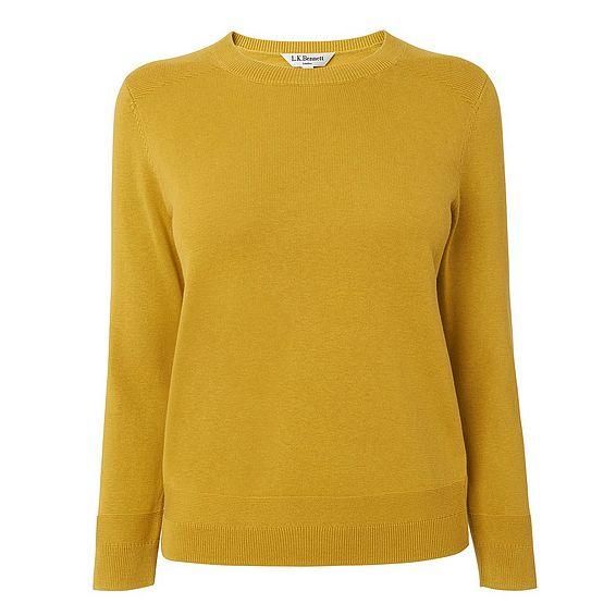 Maisy Yellow Silk Cotton Top