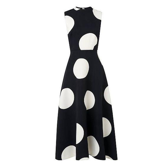 Marlin Print Dress