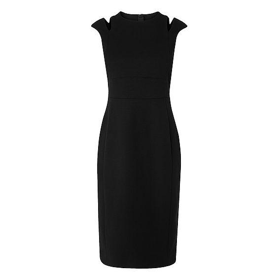 Nelly Black Dress