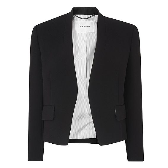 Pru Black Jacket