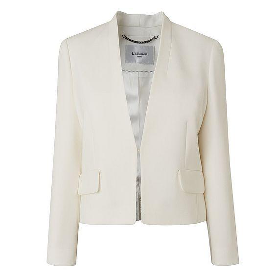 Rosie Cream Jacket