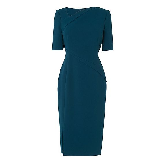 Saskia Evergreen Dress