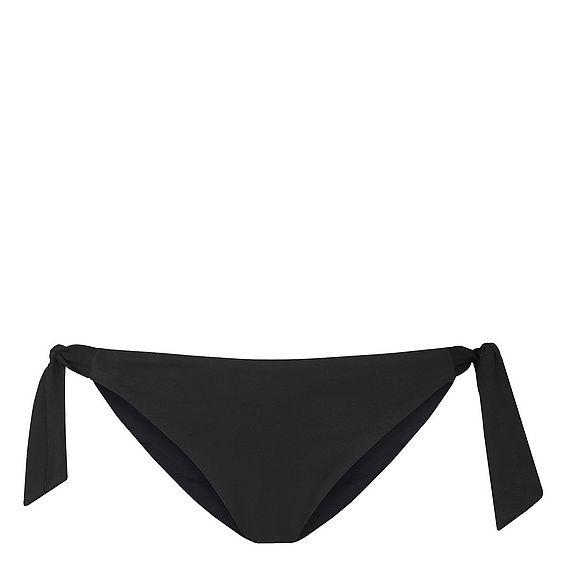 Claudia Black Tie Side Bikini Bottom