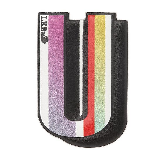U - Boyarde Printed Leather Sticker