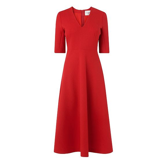Vivi Roca Red Dress