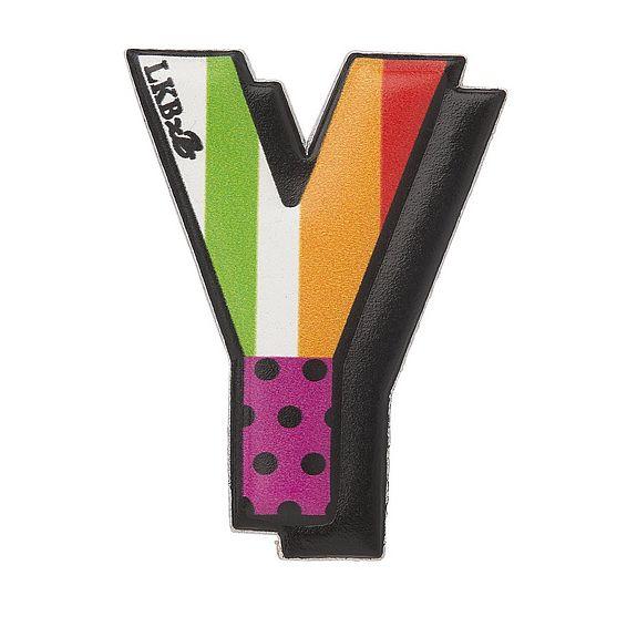 Y - Boyarde Printed Leather Sticker