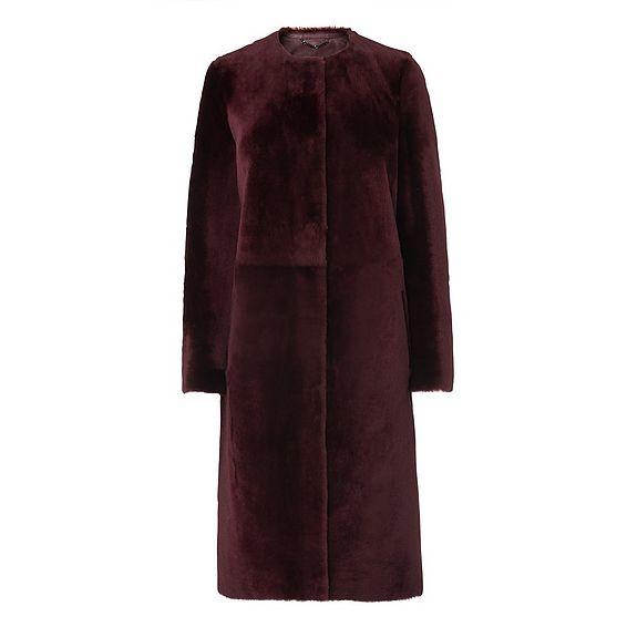 Myrell Ruby Coat